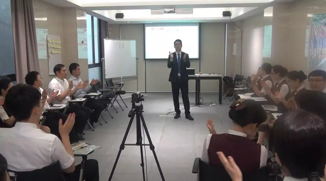 大德k8彩票公司开展2019年讲师培训会